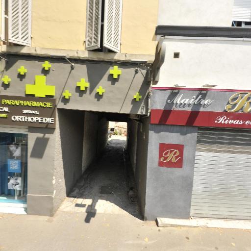 Parent René - Pharmacie - Marseille