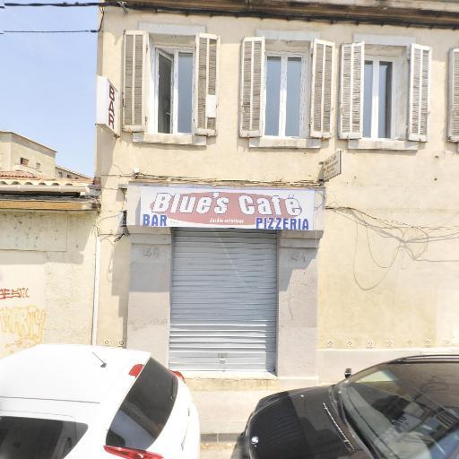 Bleu S Cafe - Restaurant - Marseille