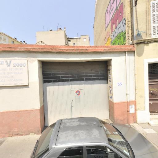 Garage V 2000 - Garage automobile - Marseille