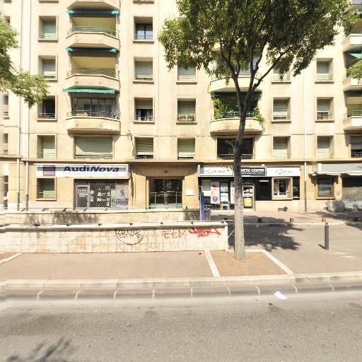Parking Castellane - Parking public - Marseille