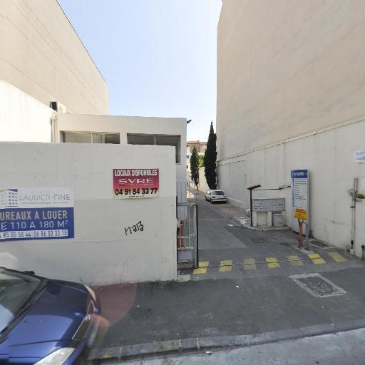 SAGS Marseille - Parking public - Marseille