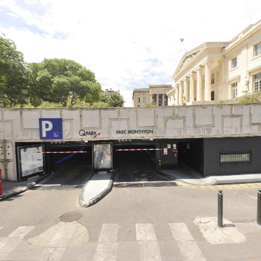 Parking Monthyon - Parking public - Marseille