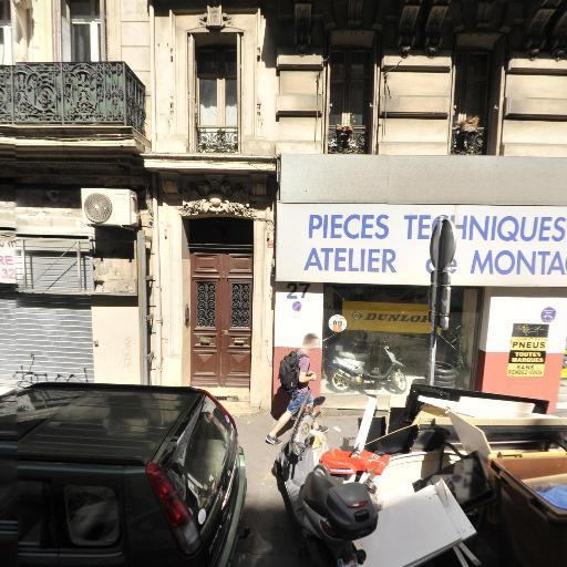 Axmar - Vente et réparation de motos et scooters - Marseille