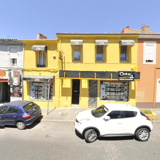 CENTURY 21 Alphée Sga - Agence immobilière - Marseille