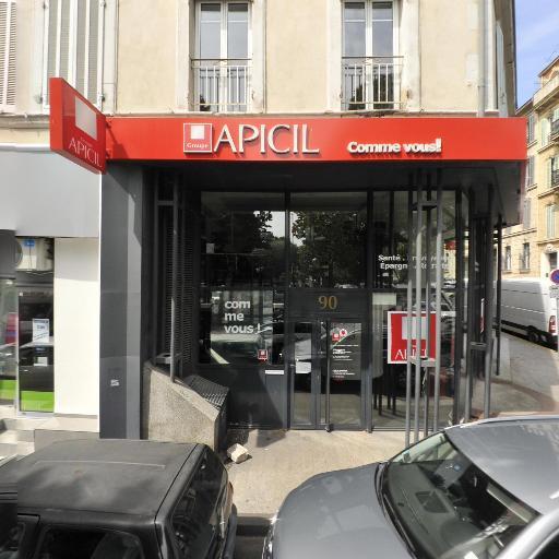 Apicil - Caisse de retraite, de prévoyance - Marseille