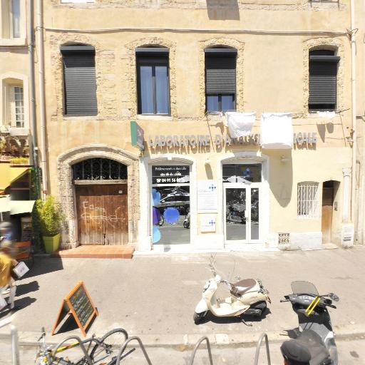 Dépistage COVID - LBM VIEUX PORT HOTEL DE VILLE - Santé publique et médecine sociale - Marseille