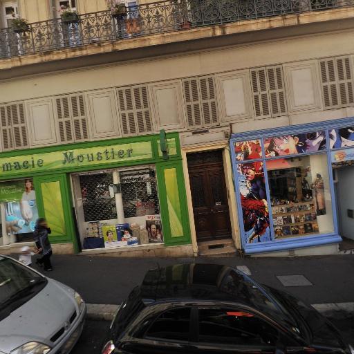 Pharmacie Moustier - Pharmacie - Marseille