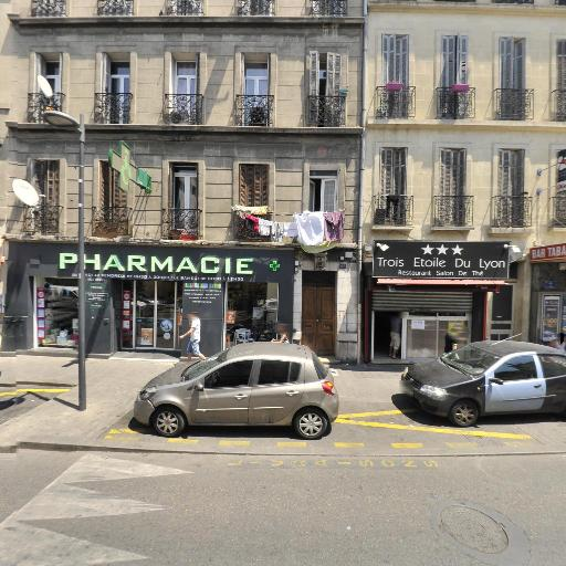 Pharmacie Du Capitaine Geze - Pharmacie - Marseille