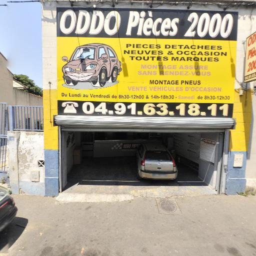 Oddo Piéces 2000 - Garage automobile - Marseille