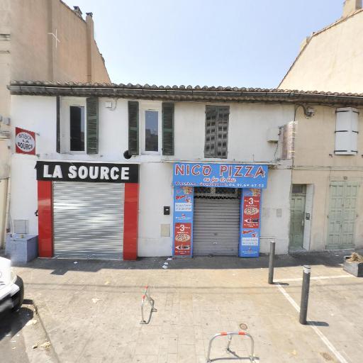 Nico Pizza - Restaurant - Marseille