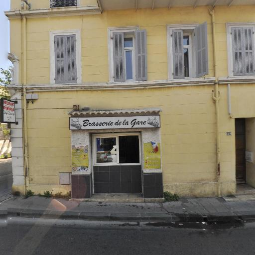 Brasserie de la Gare les Amis - Café bar - Marseille