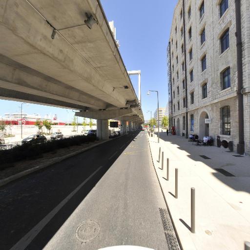 Indigo Parking Les Terrasses du Port - Parking public - Marseille