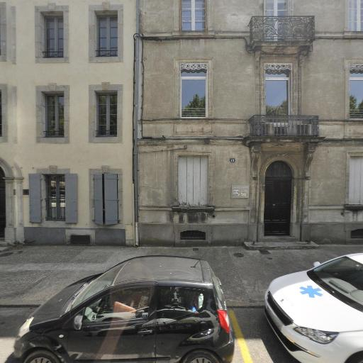 Bernard Ducros - Médecin ophtalmologue - Carcassonne