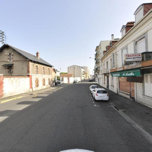 Parking Régiment de Bigorre - Parking - Tarbes