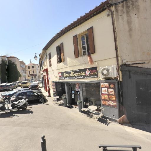 Les Mezzes - Restaurant - Marseille