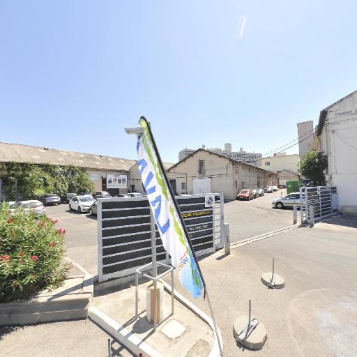 Set Squash Marseille - Infrastructure sports et loisirs - Marseille