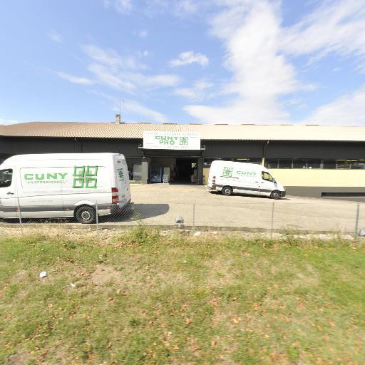 Cuny Professionnel (SAS) - Matériel pour restaurants - Bourg-en-Bresse