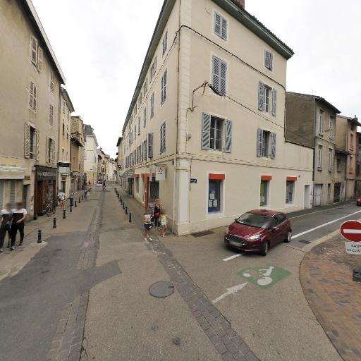 Bpe - Banque - Bourg-en-Bresse