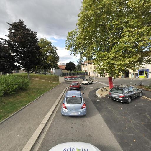 Université Jean Moulin Lyon 3 Centre d'Études universitaires de Bourg et de l'Ai - Grande école, université - Bourg-en-Bresse