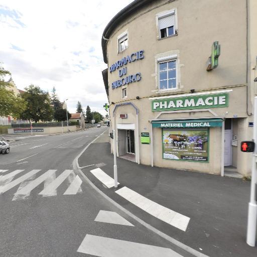 Pharmacie du Faubourg - Pharmacie - Bourg-en-Bresse