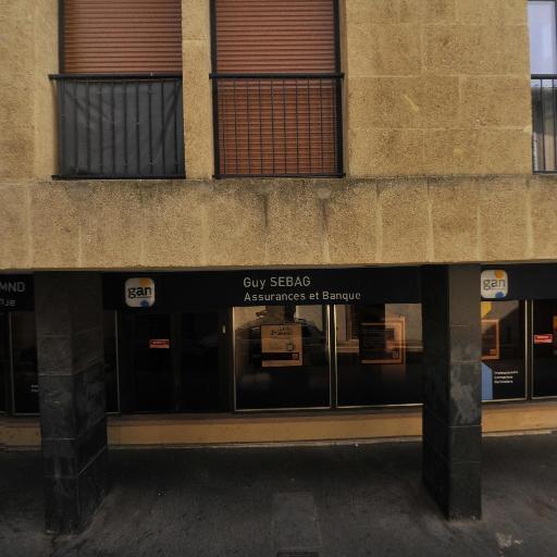 Gan Assurances - Société d'assurance - Aix-en-Provence