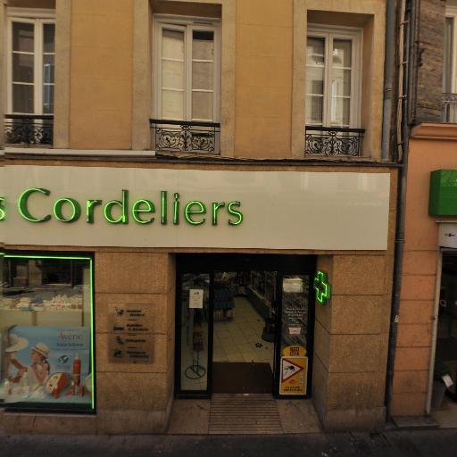 Pharmacie Des Cordeliers - Vente et location de matériel médico-chirurgical - Aix-en-Provence