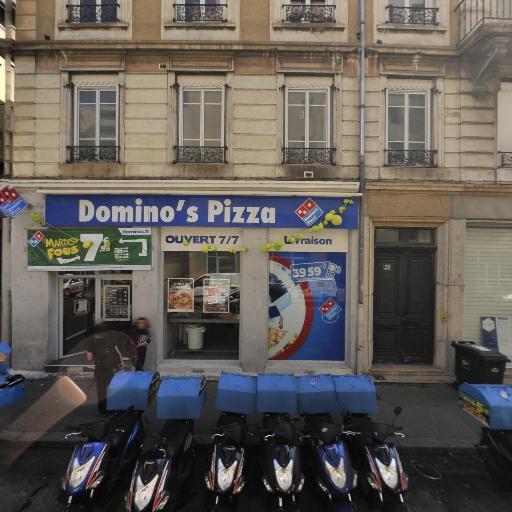 Domino's Pizza Villeurbanne - Charpennes - Restauration à domicile - Villeurbanne