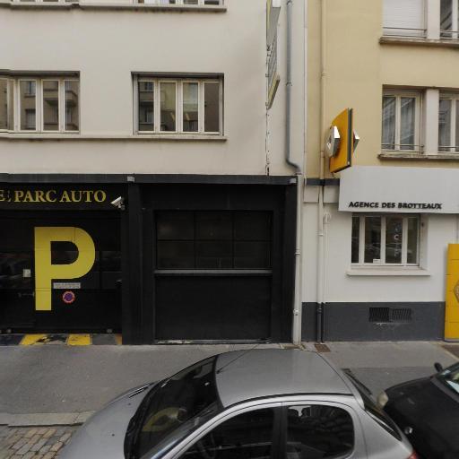 Parking Parc Curie - Parking - Lyon