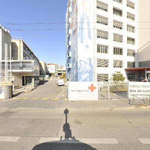 Croix-Rouge - Portage de médicaments - Pharmacie - Lyon