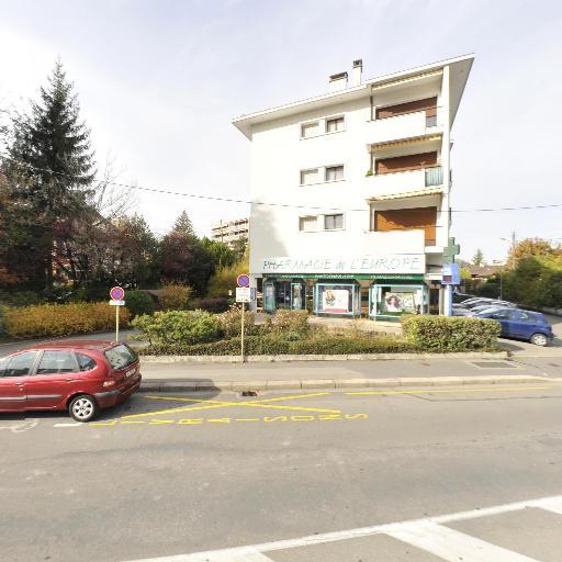 Pharmacie De L'Europe - Pharmacie - Annecy
