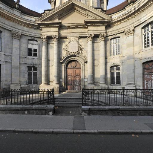 Chapelle Notre-Dame-Du-Refuge - Sites et circuits de tourisme - Besançon