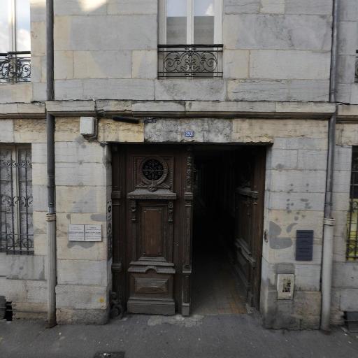 Grand Dominique - Conseil en formation et gestion de personnel - Besançon
