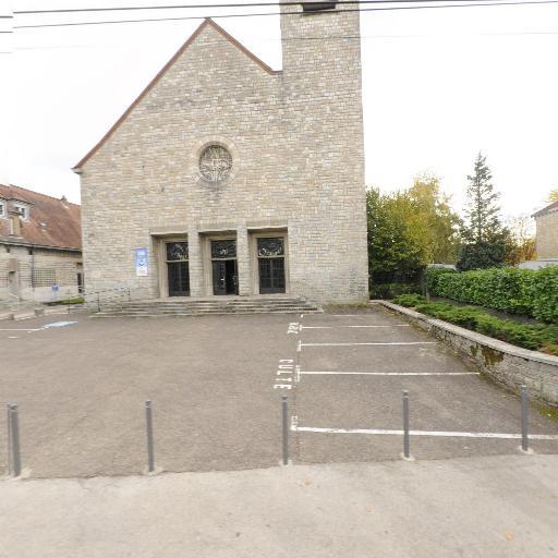Eglise Saint-Joseph - Église catholique - Besançon