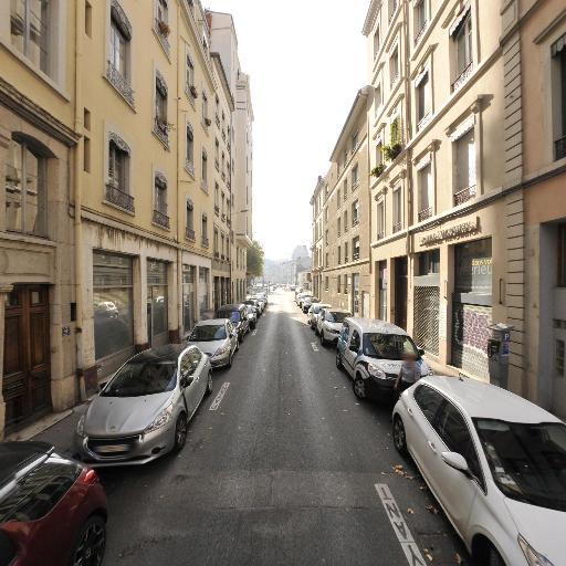 Aire de covoiturage mairie - Aire de covoiturage - Lyon