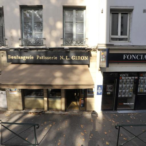 FTL Lyon Foncia Transaction Location - Agence immobilière - Lyon