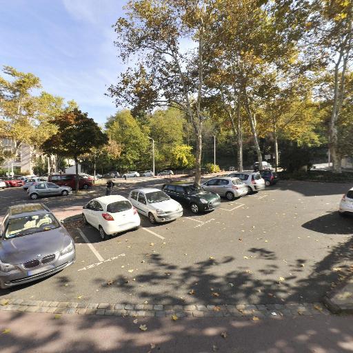 Parking Chapeau Rouge - Parking - Lyon
