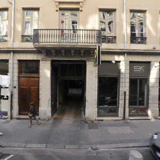 Parking Parc Ainay - Parking public - Lyon