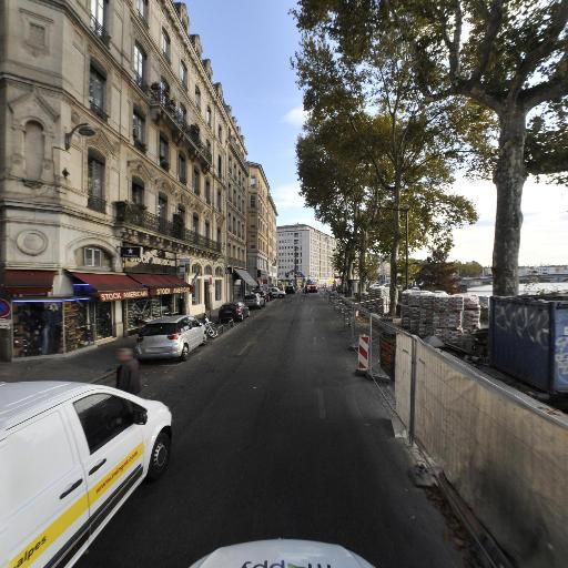 Marché Aux Livres - Sites et circuits de tourisme - Lyon