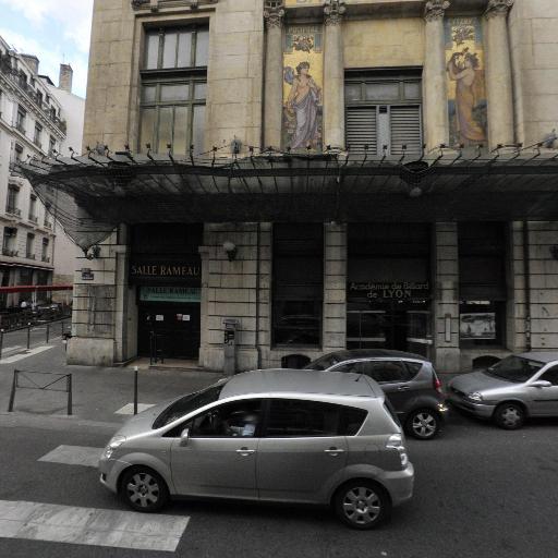 Salle Rameau - Théâtre - Lyon