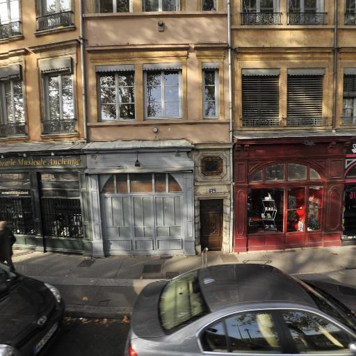 Fayette Audrey - Architecte - Lyon
