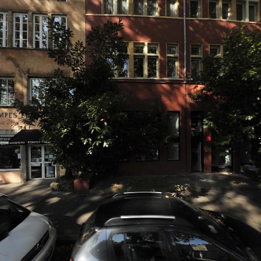 Patuano Serge - Architecte d'intérieur - Lyon