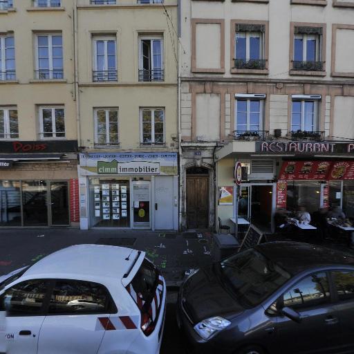 Cimm Immobilier SARL - Agence immobilière - Lyon