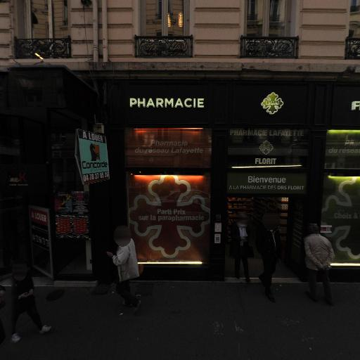 Pharmacie Florit Lafayette - Pharmacie - Lyon