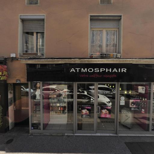 Atmosp'Hair - Coiffeur - Lyon