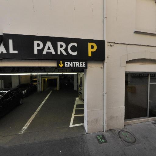 Parking Central Parc - Parking public - Lyon