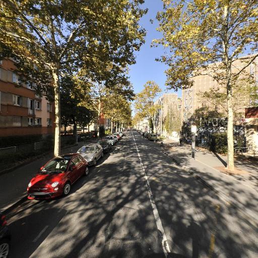 Parking Place des Tapis - Parking - Lyon