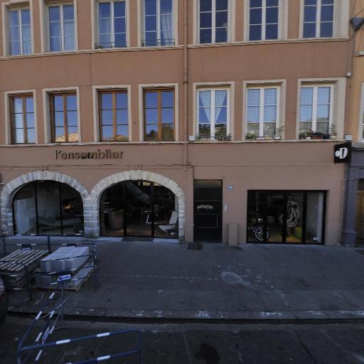 L'Ensemblier - Architecte d'intérieur - Lyon