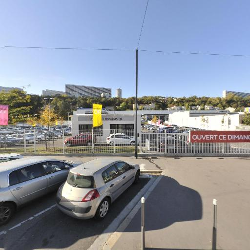 Renault Lyon Nord - Garage automobile - Lyon