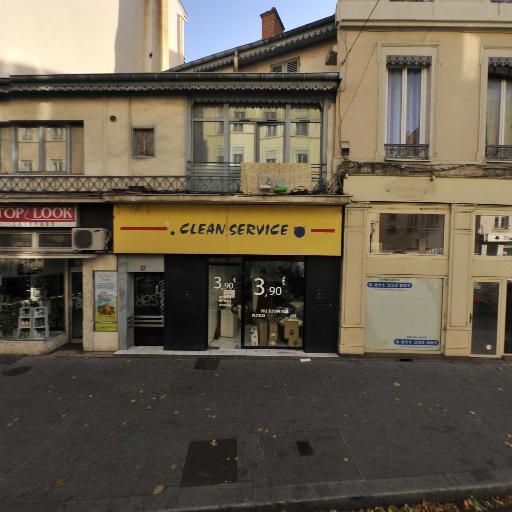 Top Look - Coiffeur - Lyon