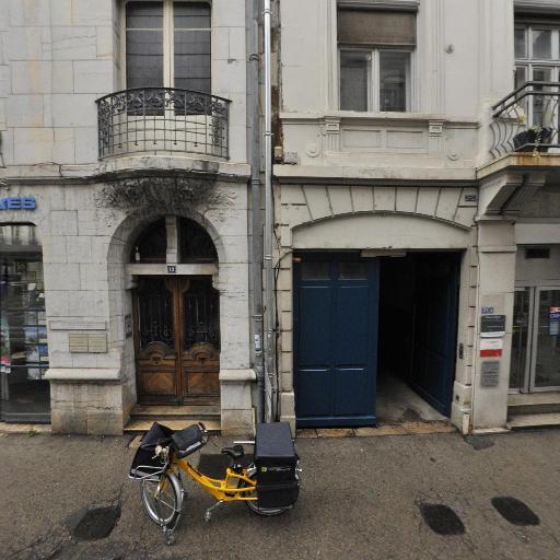 Morand Pascale - Formation professionnelle - Besançon
